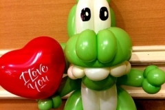 balloon-dinosuar-by-balloon-twister-Perry-Yan-www.Pymagic.com_